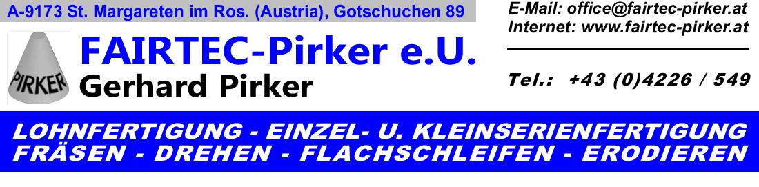 FAIRTEC-Pirker e.U. – Lohnfertigung Kärnten