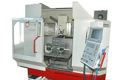 HERMLE U 630 T - Fräsmaschine
