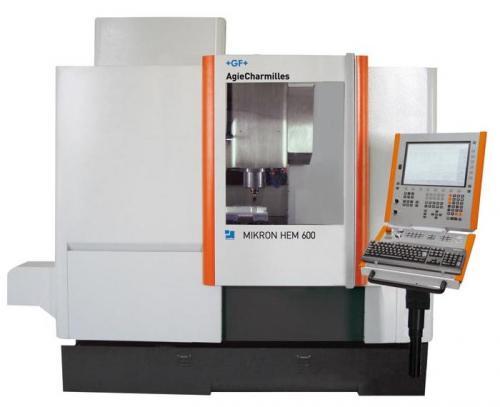 MIKRON HEM 600 - Fräsmaschine