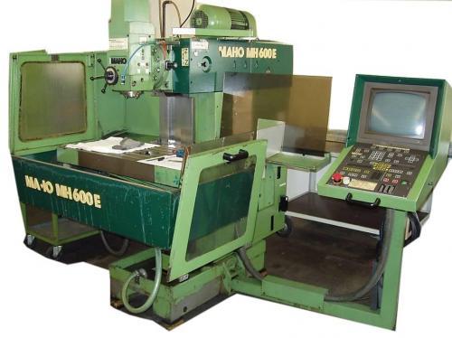 MAHO CNC-600 E Fräsmaschine
